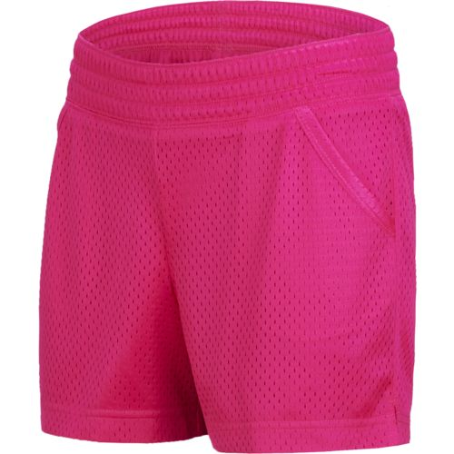 BCG Juniors' Porthole Mesh Basketball Shortie Short