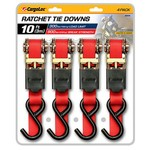 CargoLoc 10' Tie Downs 4-Pack