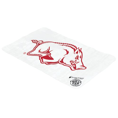 frogg toggs® University of Arkansas Chilly Pad Cooling Towel