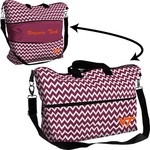 Logo™ Virginia Tech Expandable Tote Bag