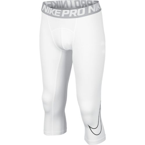 Display product reviews for Nike Boys' Hypercool HBR 3/4 Compression Tight