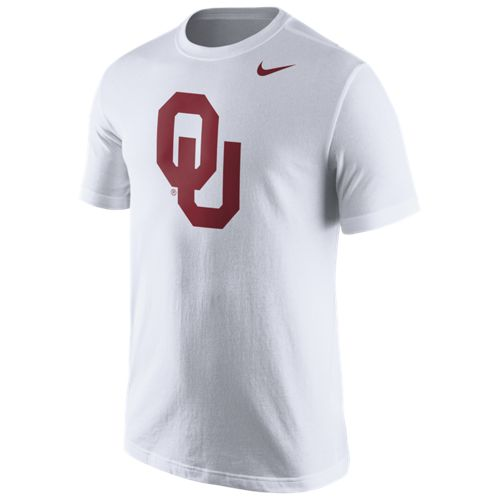 Nike™ Men's University of Oklahoma Logo T-shirt