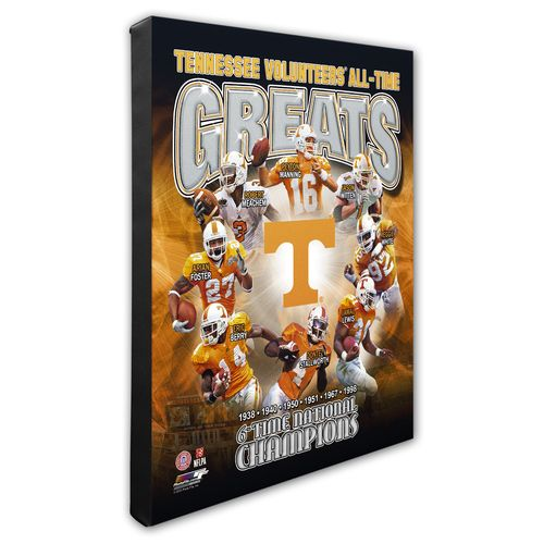 Photo File University of Tennessee All-Time Greats 8' x 10' Composite Photo