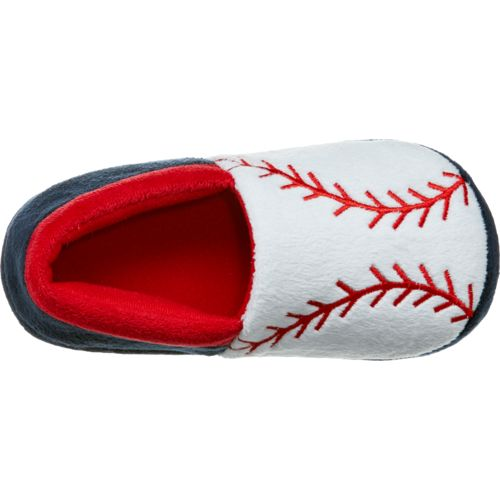 Austin Trading Co. Kids' Baseball Slippers - view number 4