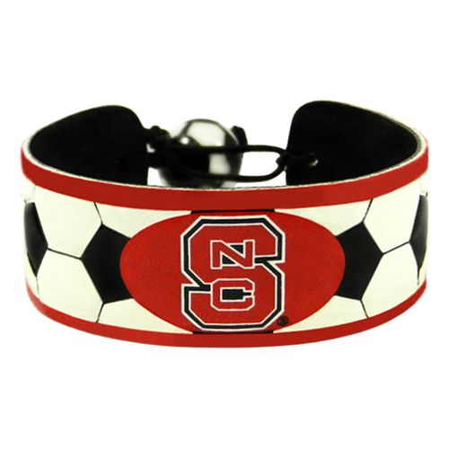 GameWear North Carolina State University Classic Soccer Bracelet