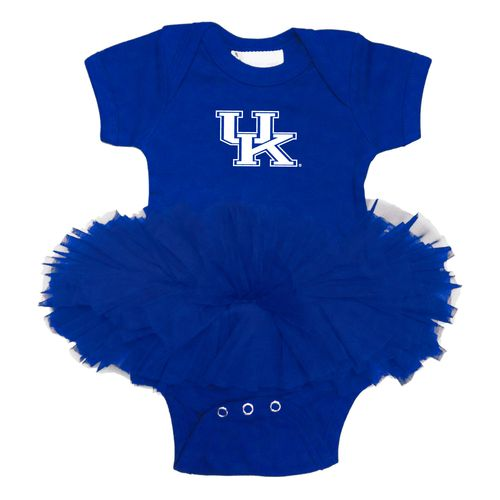 Two Feet Ahead Infants' University of Kentucky Tutu Creeper
