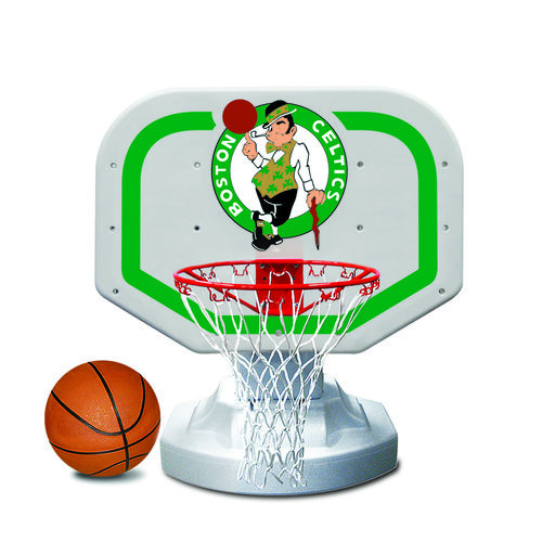 Poolmaster® Boston Celtics Competition Style Poolside Basketball