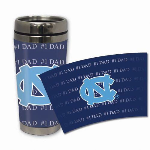 The Fanatic Group University of North Carolina 16 oz. Tumbler
