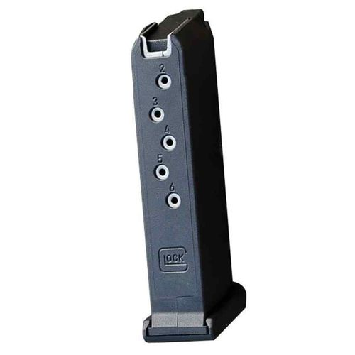 Display product reviews for GLOCK G43 9mm 6-Round Magazine