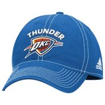adidas™ Women's Oklahoma City Thunder Slouch Adjustable Cap