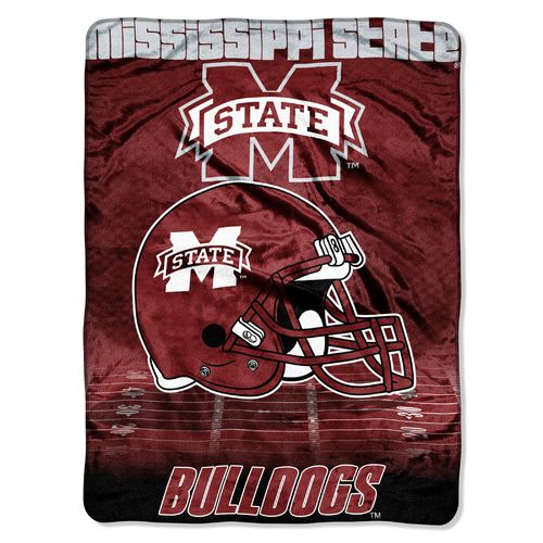 The Northwest Company Mississippi State University Overtime Micro Raschel Throw