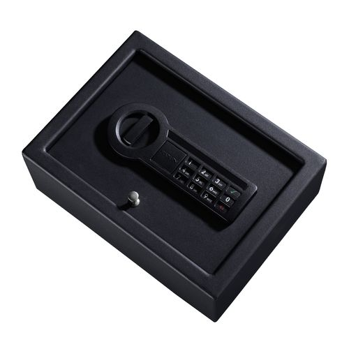 Display product reviews for Stack-On Drawer Safe with Electric Lock