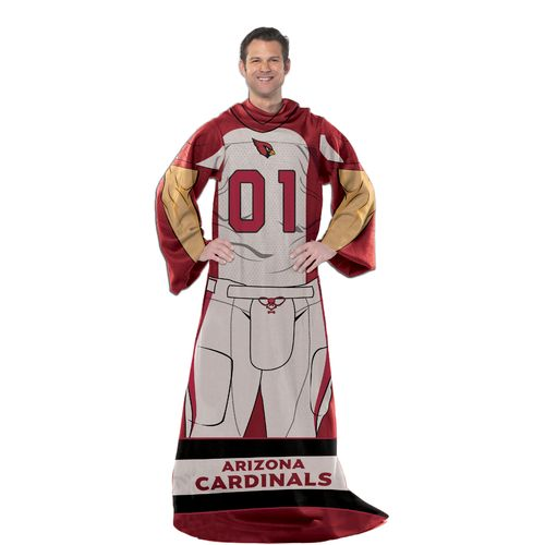 The Northwest Company Arizona Cardinals Uniform Comfy Throw