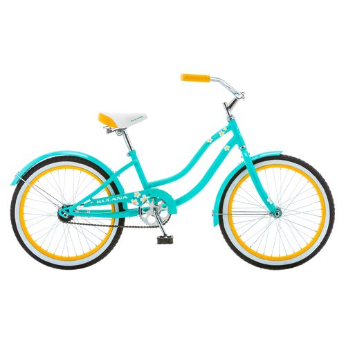 "Display product reviews for Kulana Girls' Hiku 20"" Cruiser Bicycle"