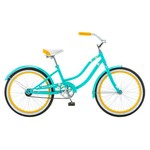 "Kulana Girls' Hiku 20"" Cruiser Bicycle"
