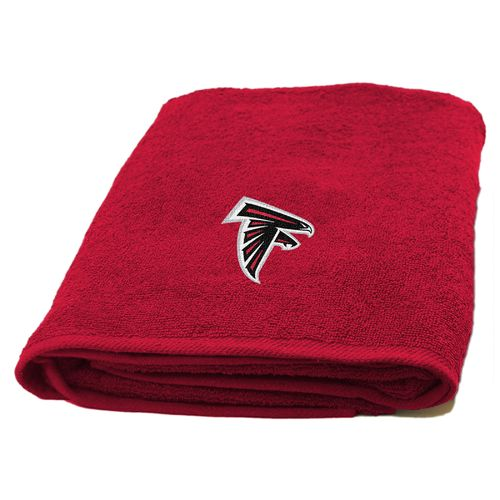 The Northwest Company Atlanta Falcons Appliqué Bath Towel