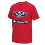 adidas Men's New Orleans Pelicans climalite® Tip Off Loud and Proud Ultimate T-shirt