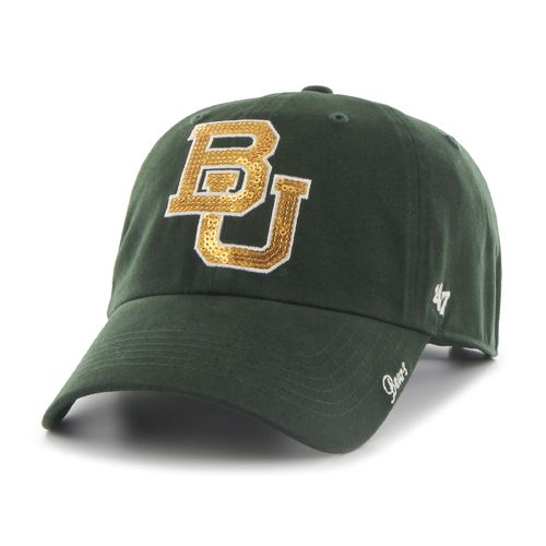 '47 Women's Baylor University Sparkle Clean Up Cap