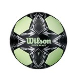 Wilson Pitch Black Glow-in-the-Dark Soccer Ball