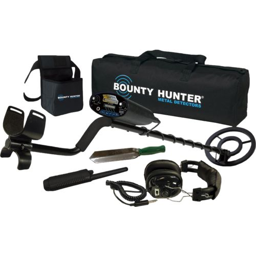 Display product reviews for Bounty Hunter Sharp Shooter II Metal Detector Combo
