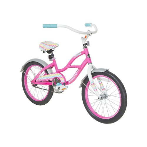 "Ozone 500® Girls' Oasis 18"" Cruiser Bicycle"