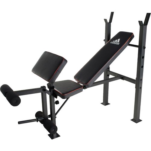 adidas™ Standard Bench With Preacher Pad