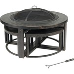 Mosaic™ Sit and S'more 5-Piece Fire Pit Set