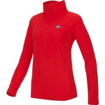 Columbia Sportswear Women's University of Georgia Glacial™ Fleece 1/2 Zip Jacket