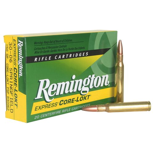 Remington Core-Lokt .308 Win./7.62 NATO 180-Grain Centerfire Rifle Ammunition