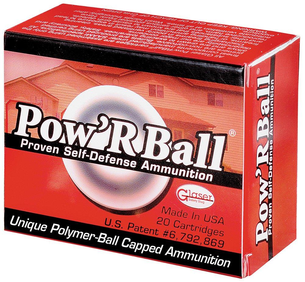 COR®BON .380 ACP 70-Grain Pow'RBall Centerfire Handgun Ammunition