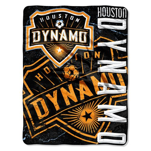 The Northwest Company Houston Dynamo Micro Raschel Throw