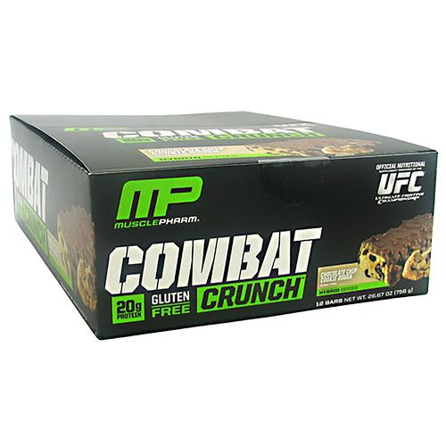 MusclePharm Combat Crunch Protein Bars - view number 1