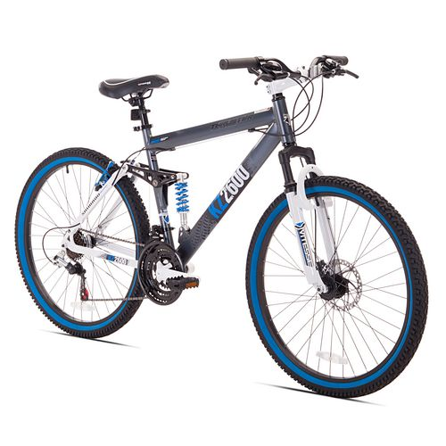 "KENT Adults' Thruster KZ2600 26"" 21-Speed Mountain Bicycle"