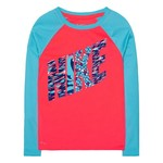 Nike Toddlers' Dri-FIT Raglan T-shirt