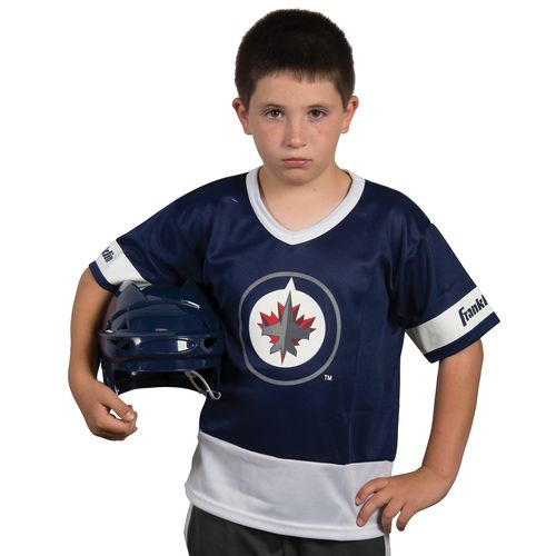 Franklin Kids' Winnipeg Jets Uniform Set - view number 2