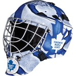 Franklin Boys' Toronto Maple Leafs GFM 1500 Goalie Face Mask