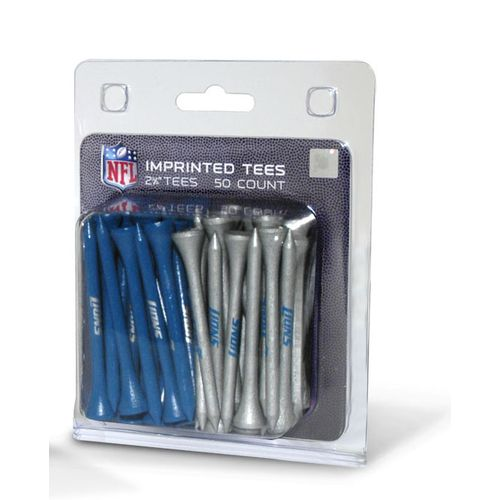 Team Golf Detroit Lions Golf Tees 50-Pack