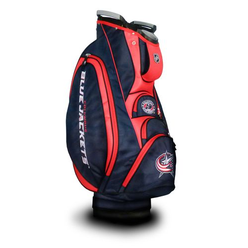 Team Golf Columbus Blue Jackets Victory Cart Golf Bag - view number 1