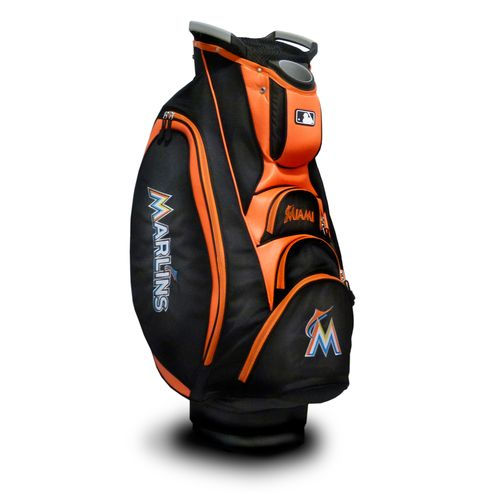 Team Golf Miami Marlins Victory Cart Golf Bag - view number 1