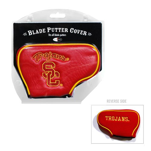 Team Golf University of Southern California Blade Putter Cover - view number 1