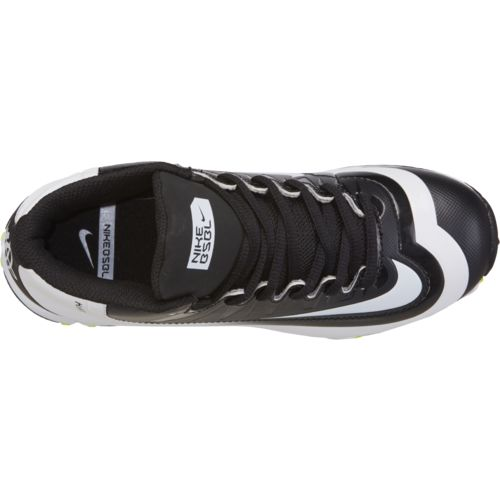 Nike Boys' Huarache 2KFilth Keystone Mid Baseball Cleats - view number 4