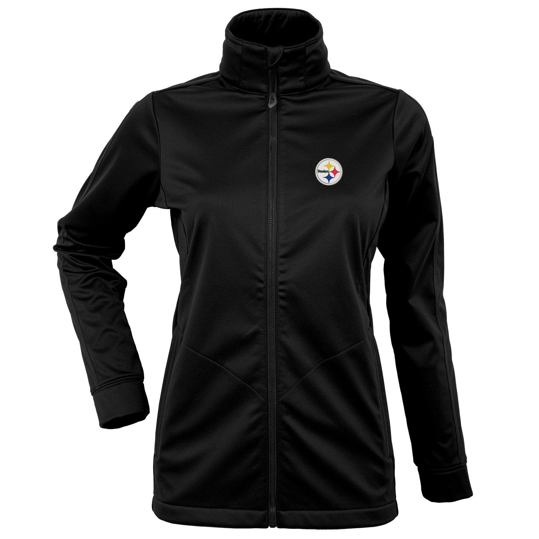 Antigua Women's Pittsburgh Steelers Golf Jacket