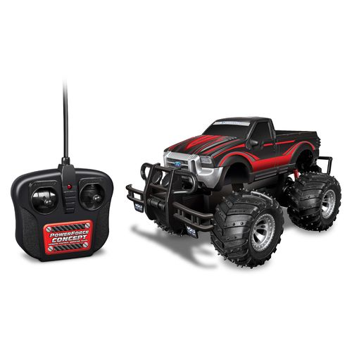 World Tech Toys Ford Powerforce Concept RC Monster Truck