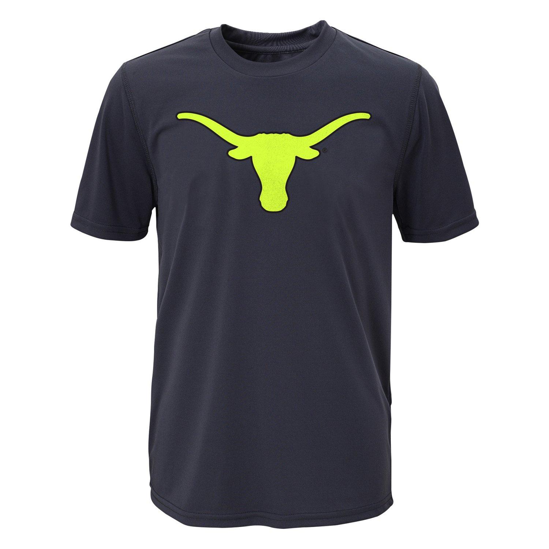 NCAA Boys University of Texas Short Sleeve Clima