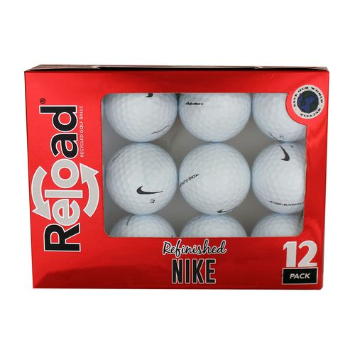 Reload™ Nike™ Refinished Golf Balls 12-Pack