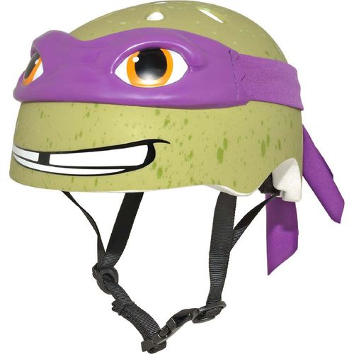 Raskullz Kids' Teenage Mutant Ninja Turtles Donatello Bicycle