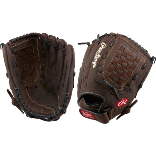 "Rawlings® RGB 12.5"" Baseball/Softball Utility Glove"