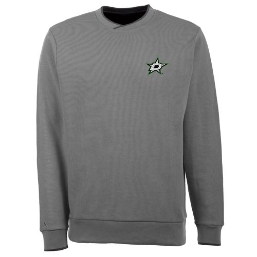 Antigua Men's Dallas Stars Executive Crew Neck Sweater