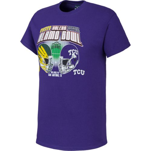 Blue 84 Men's Texas Christian University Alamo Bowl Short Sleeve T-shirt