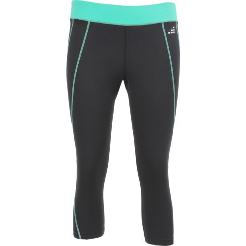 Display product reviews for BCG Women's Training Basic Fitted Capri Pant